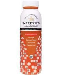Cold Pressed Juice Impressed 325ml- Sunny Side Up