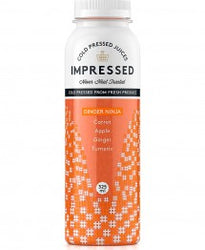 Cold Pressed Juice Impressed 325ml- Ginger Ninja