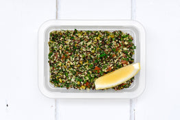 BREAKFAST Superfood Quinoa&Mung Bean Tabouleh