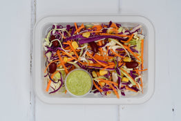 SIDE Mexi Slaw with Coriander Salsa