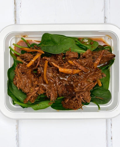 SIDE Grass Fed Slow Cooked Hoisin Beef