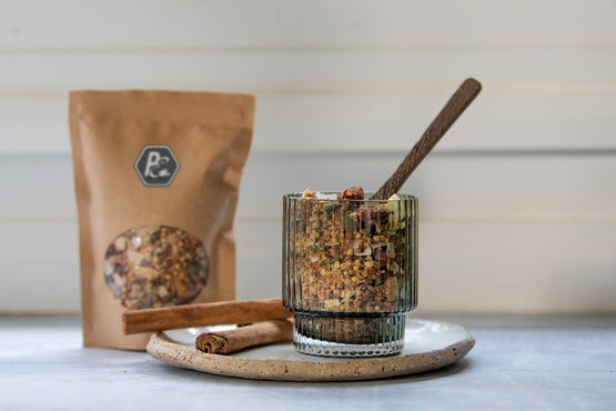 New Home Made GF-Vegan Toasted granola - 100g Pack