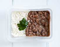 SIDE  Brazilian Style Rice and Beans