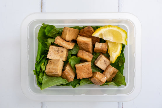 SIDE Grilled Smoked Tofu