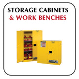 Storage Cabinets & Work Benches
