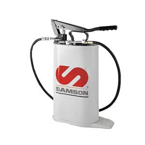 Samson 1995 - Oil Bucket Lever Action Oil Pump 3.6 Gal