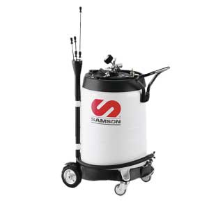 Samson 3726 - Mobile Fluid Suction Unit (27 Gal)