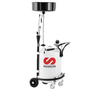 Samson 3735 - Combo Suction and Gravity Drain (18 Gal)