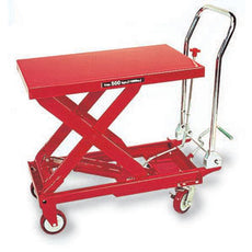 AFF 3904 1100 Lb Hydraulic Table Cart