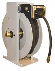 LiquiDynamics 46201 Grease Hose Reel, Heavy Duty, Open w/o Hose