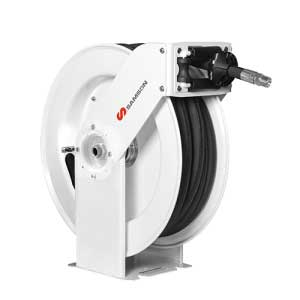 Samson 505 221 - Full Metal Reel HD Double Pedestal Hose Reel