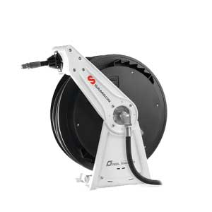 Samson 506 503 - Aluminum Base and Arms, Composite Spool, Hose Reel
