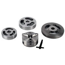 Quick-Chuck 60040K3 - Heavy Duty 3-JAW Chuck Set For 1-7/8 in. Arbor