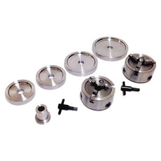 Quick-Chuck 70040TKF - Brake Lathe 3-Jaw TWIN CHUCK Hubless Mounting Kit