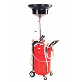AFF 8895 24 Gallon Waste Oil Drain/Evacuator W/Probe Kit.
