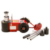 AFF 545SD - 30 / 15 TON 2 Stage Air / Hydraulic Axle Jack