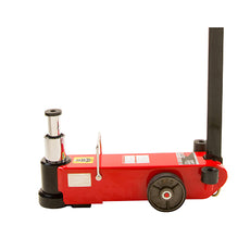 AFF 546SD 25 / 10 TON 2 Stage Air / Hydraulic Axle Jack