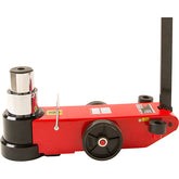 AFF 549SD 80 / 50 TON 2 Stage Air / Hydraulic Jack.