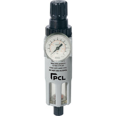 PCL ATC6 Filter-Regulator, 1/4 Inch Npt