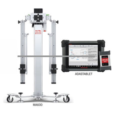 Autel ADAS MA60020T ADAS Mobile Calibration Frame + MS909 Tablet