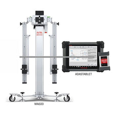 Autel ADAS MAS20T ADAS MA600 Mobile Calibration Frame + software application (1Yr) + MS909 Tablet