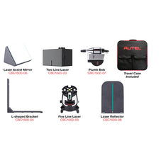 Autel ADASACCESSORY ADAS Laser Measuring System Accessories