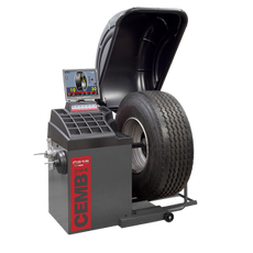 CEMB C218 Video Truck & Bus Wheel Balancer