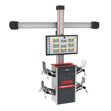 CEMB DWA3500 3d-Hd Technology Wheel Alignment With Automatic Camera Beam