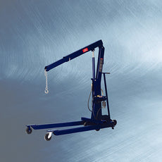 Mahle CSC-4400A - 4,400 lb. Shop Crane - Air Assist