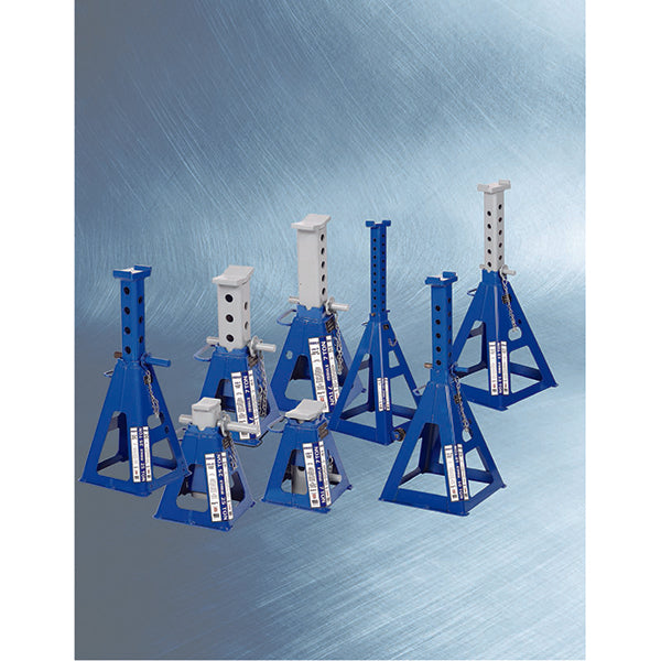 Mahle CSS-7T - 7.5 ton Commercial Vehicle Support Stand  (Pair) - Tall