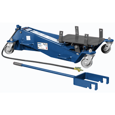 Mahle CTJ-2200ATC - 2,200 lb. Commercial Vehicle Transmission Jack - Air Assist with TCHS Kit