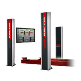 Cemb Argos Revolutionary Clampless Wheel Alignment Machine System