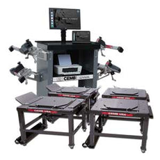 CEMB DWA1000CWAS - Complete Wheel Alignment System