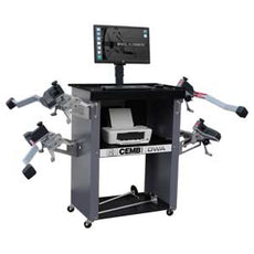 CEMB DWA1000XLT Wheel Alignment System for Heavy Duty Truck and Bus