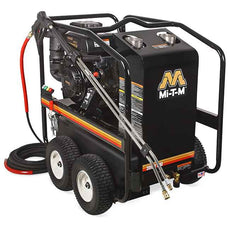 Mi-T-M HSP-3504-3MGK 3500 PSI Hot Water, Gasoline, Pressure Washer