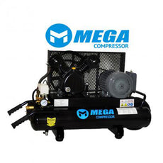 Mega Compressor 2008DE Electric Air Compressor