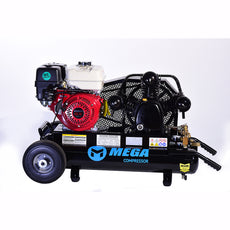 Mega Compressor MP-9010G Gas Powered Air Compressor