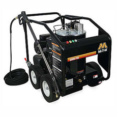 Mi-T-M HSE-2003-0MM11 Pressure Washer, 4000 PSI Aluminum Electric Direct Drive