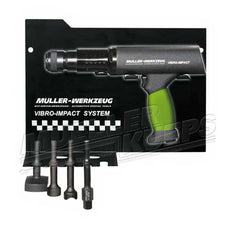 Mueller-Kueps EQ-290 206 Vibro Impact System High performance Air Hammer