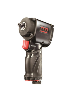 Mighty Seven M7 NC-3611Q - 3/8 in. Drive  Quiet Mini Impact Wrench 350 Ft-Lb