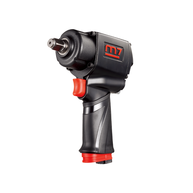 Mighty Seven M7 NC-4256Q - 1/2 in. Drive Quiet Impact Wrench 1100 Ft-Lb