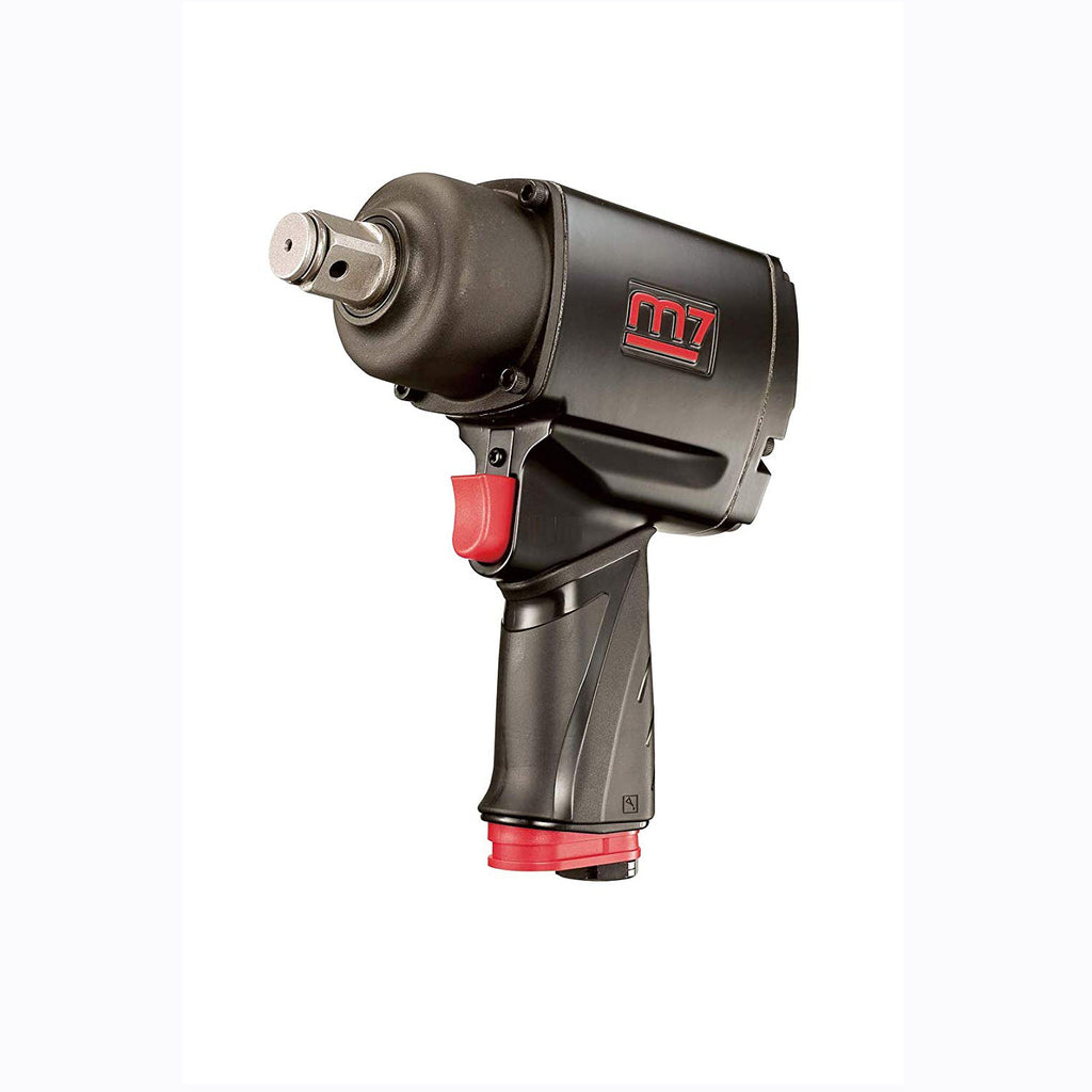 Mighty Seven M7 NC-6236Q - 3/4 in. Drive Quiet Impact Wrench 1200 Ft-Lb