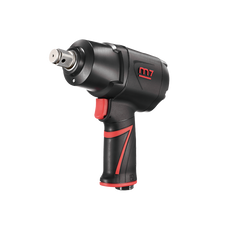 Mighty Seven M7 NC-6255Q - 3/4 in. Drive Quiet Mini Impact Wrench 1400 Ft-Lb