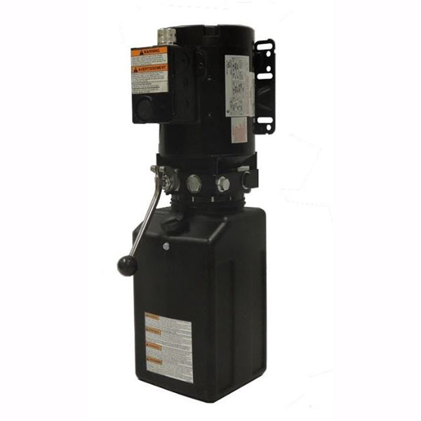 Tuxedo PU-110V-S-S Spx 110 Volt Short Tank Hydraulic Power Unit