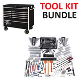Steelman 60483 Technician Tool Kit Bundle with Extreme Tools Tool Box