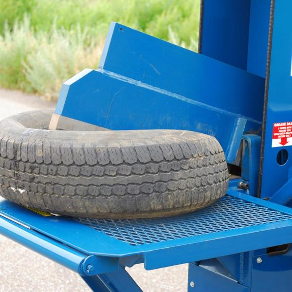 Tsi Tc 55 Gp Tire Cutter Gas Power Salvage And
