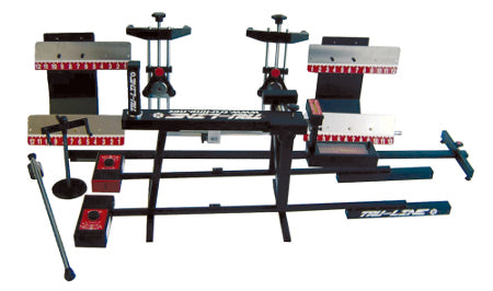 Tru-Line TLT-12 Heavy Duty Truck & Trailer Wheel Alignment System