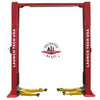 Launch Tech Usa TLT211-AS 11000 Lbs Two Post Clear Floor - Asymmetric - ALI Certified