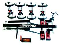 Tru-Line TL-12 Deluxe Car-Light Truck Wheel Alignment System