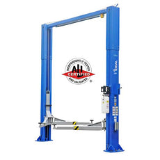 iDEAL TP12KSC-DX ALI Certified Heavy Duty Two Post Clear Floor Lift